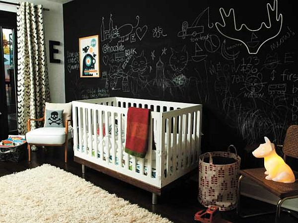 blackboard-nursery-room