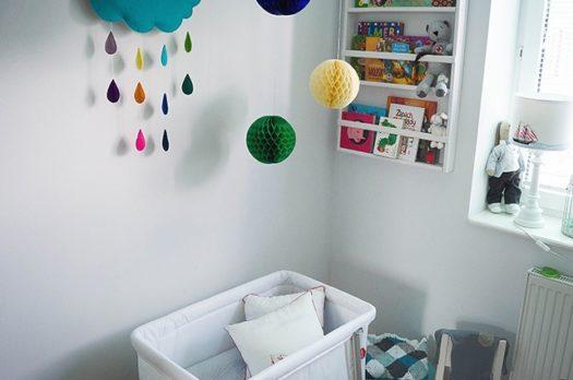 Organizacja spania dla brzuszkowego – kołyska DREAM od Babyhome