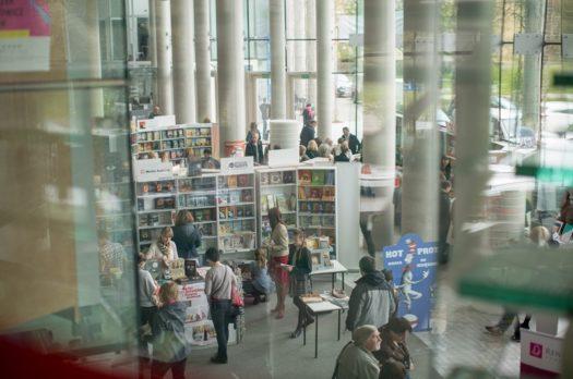 5 Międzynarodowe Targi Książki w Białymstoku