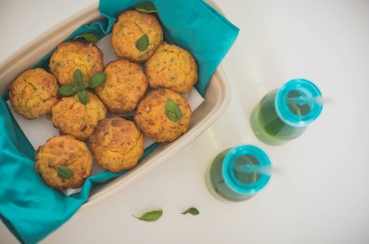 Przepis na warzywne muffiny – szok!