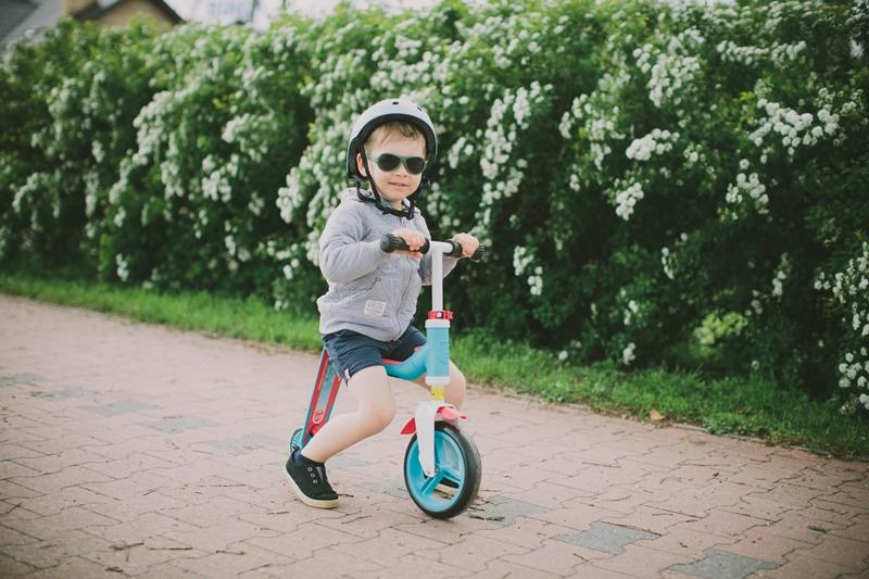 Kubuś na Scoot&ride