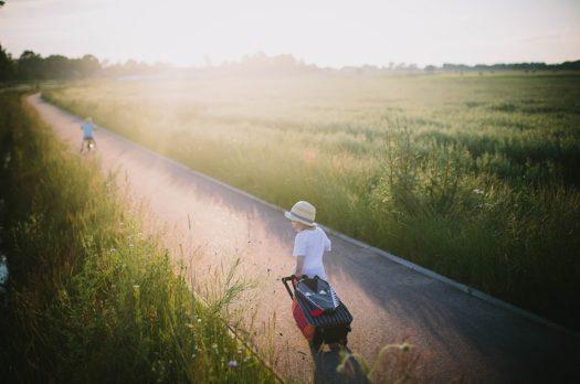 Kilkudniowa wycieczka z dziećmi – miniporadnik jak to ogarnąć?