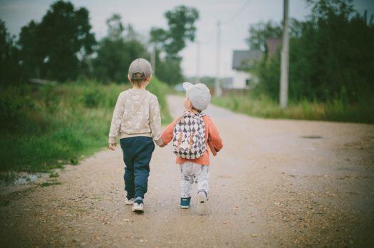 Jak przeżyć poranek z dwoma przedszkolaczkami i żywo wyjechać z domu?