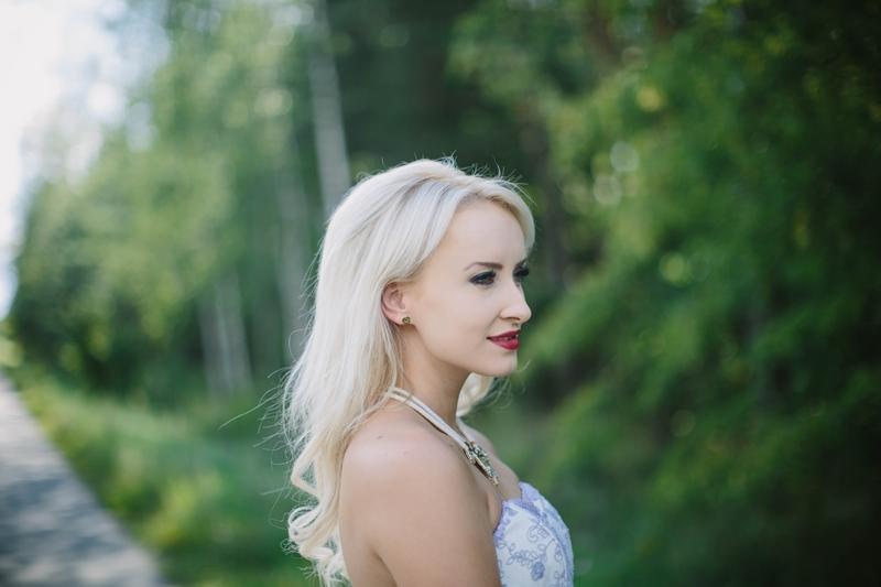 Moja stylizacja na wesele