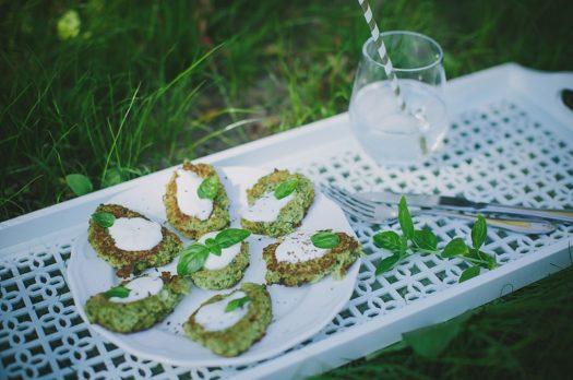Placuszki brokułowe – zdrowa przekąska dla całej rodziny! Przepis