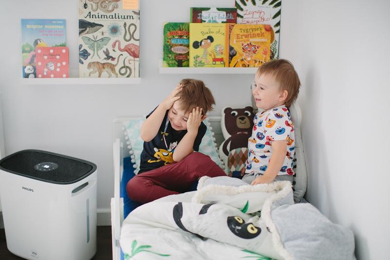 Nawilżanie dzieci