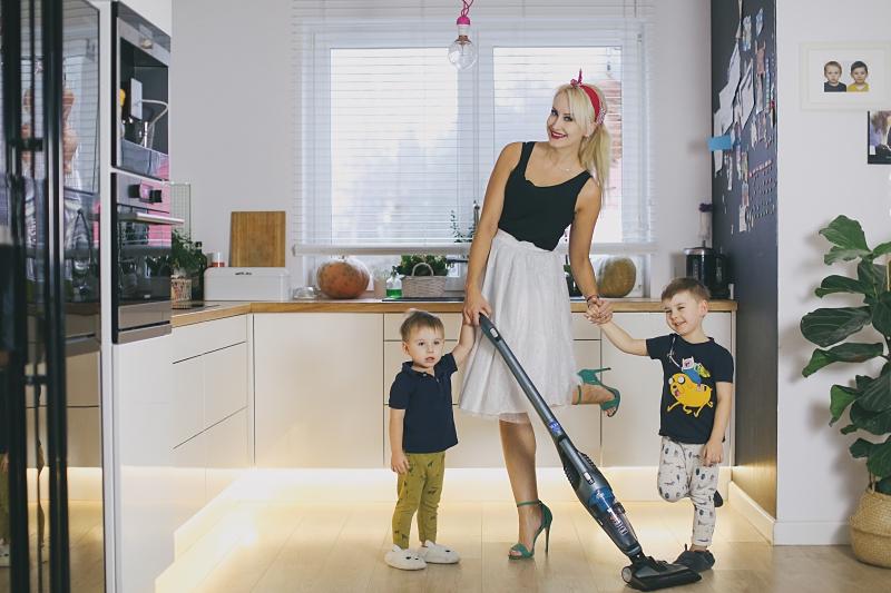 Ja w domu z moimi dziećmi