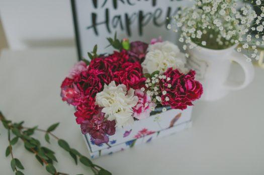 Jak zrobić swój własny floral box?