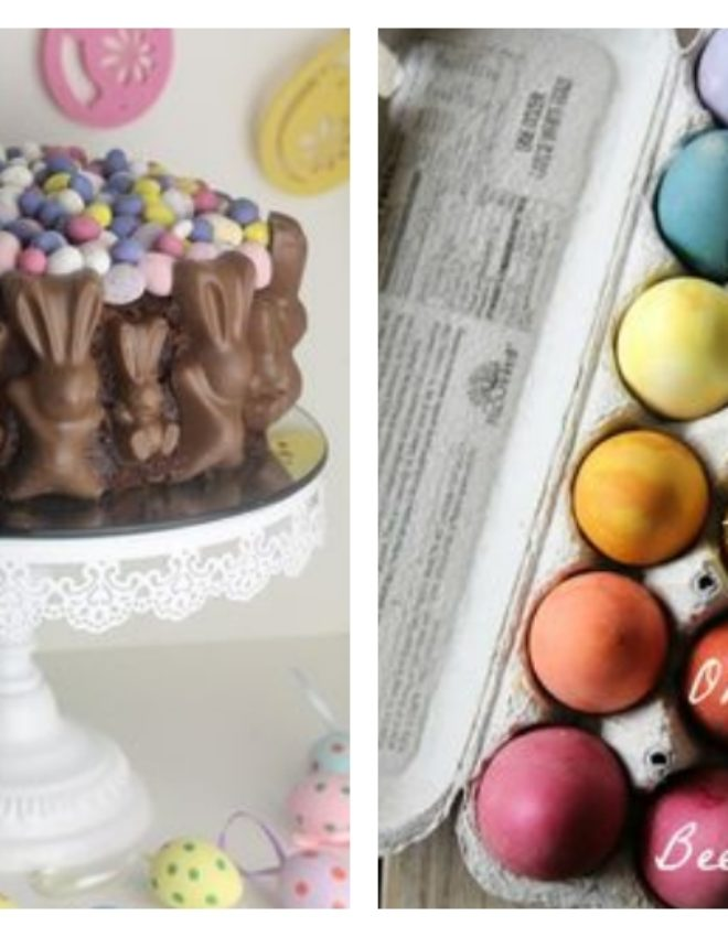 Najpiękniejsze pomysły na Wielkanoc!