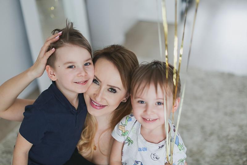 Ja i moje dzieci - Oliwer i Jakub