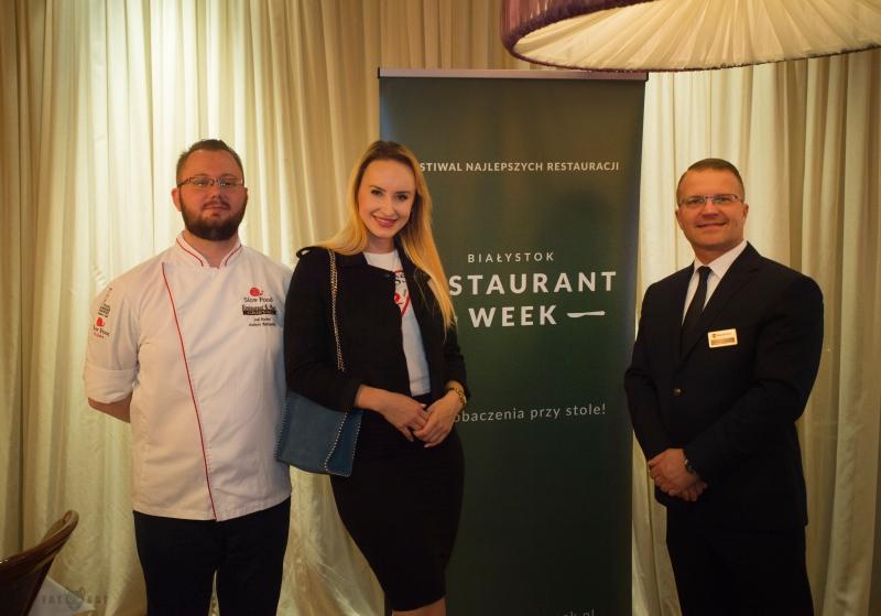 Ambasador Festiwalu Restaurant Week